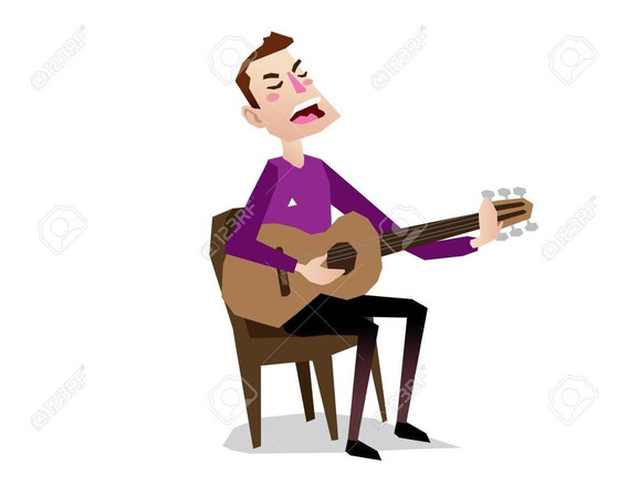 Cancionero ,letras Y Acordes 150 Canciones En Castellano.