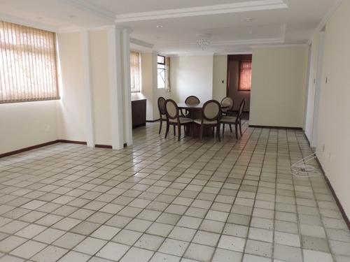 Imagem 1 de 22 de Apartamento Com 4 Dormitórios À Venda, 223 M² Por R$ 850.000,00 - Tirol - Natal/rn - Ap6392