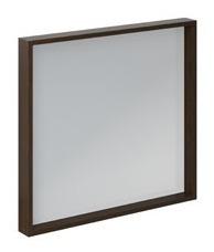 Espejo Schneider Aqua Glass Wengue 80x74x8cm