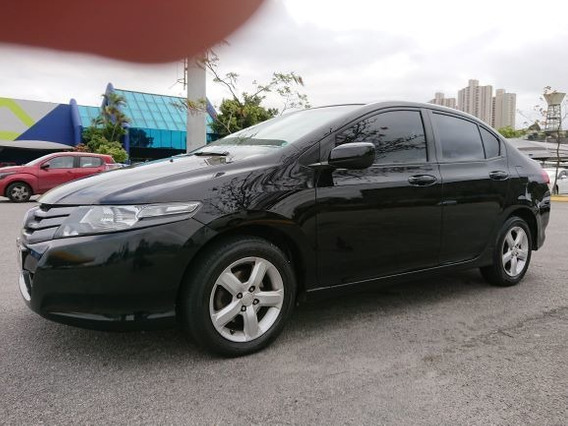 Honda City Dx 1.5 16v Flex Manual 2011 - Preto (único Dono)