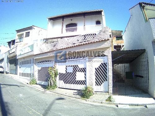 Venda Sobrado Sao Bernardo Do Campo Bairro Dos Casa Ref: 139 - 1033-1-139223
