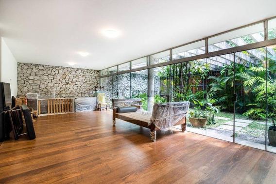 Casa Para Alugar, 764 M² Por R$ 70.000,00/mês - Jardim Europa - São Paulo/sp - Ca0045
