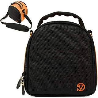 Vangoddy Vangoddy Laurel Titan Orange Carrying