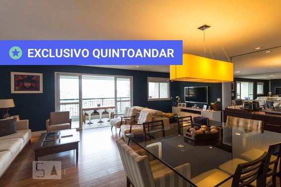Apartamento No 5º Andar Mobiliado Com 3 Dormitórios E 3 Garagens - Id: 892993084 - 293084