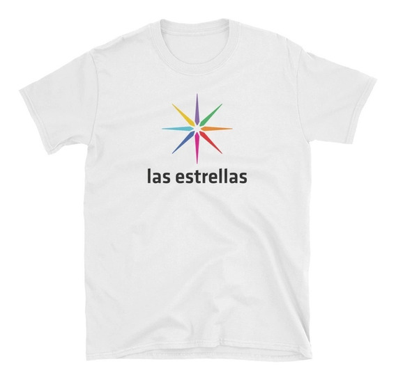 Playera Básica Las Estrellas