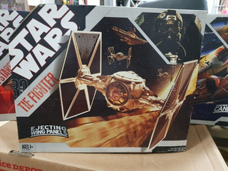 Tie Fighter Star Wars 30th Aniversario
