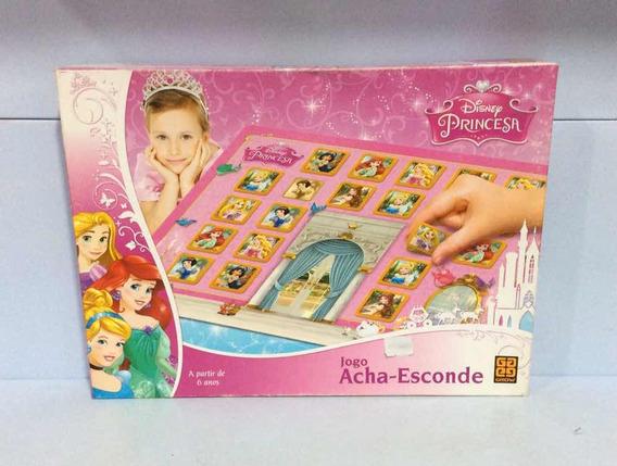Princesa Disney Jogo Acha-esconde Grow Ref 03266