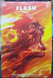 Cómic Flash La Guerra Flash