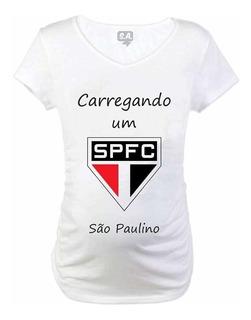 Baby Long Gestante Carregando São Paulino São Paulo