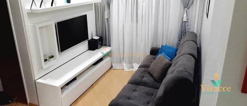 Imagem 1 de 30 de Apartamento Residencial À Venda, Vila Talarico, São Paulo - Ap2944