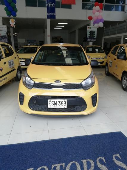 Taxi Kia Mod 2018 Con Cupo