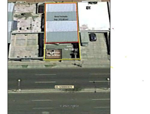 Imagen 1 de 1 de Bodega Comercial Oportunidad !! 300 M2 Punto De Venta Almace