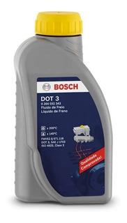 Liquido Para Frenos Moto Bosch 200 Ml / Dot 3 - Gb Motos