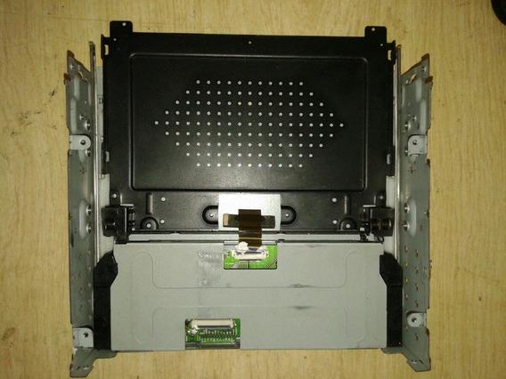 Mecanismo Da Tela Retrátil Para O Dvd Vega Vg 103