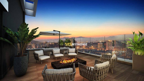 Apartamento Com 4 Dormitórios À Venda, 320 M² Por R$ 5.137.539,00 - Ecoville - Curitiba/pr - Ap3752