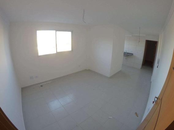 Apartamento Novo Com 1 Dormitório Para Alugar, 42 M² Por R$ 1.300/mês - Canto Do Forte - Praia Grande/sp - Ap3268