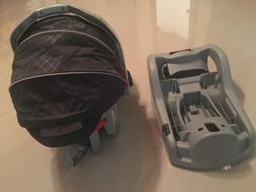 Porta Bebes Graco Usado Con Base Para Vehiculo