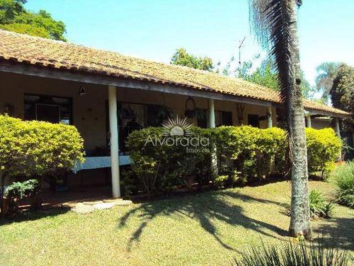 Chácara Com 3 Dorms, Encosta Do Sol, Itatiba - R$ 950 Mil, Cod: Ch088 - Vch088