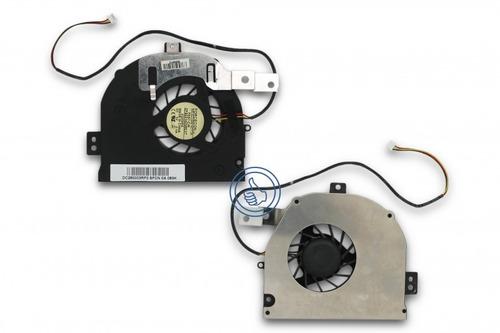 Ventilador Toshiba Satellite X200 X205   K000052060