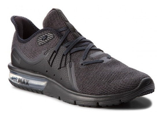Nike Air Max Sequent 3 Running Zapatillas Hombre 921694-010