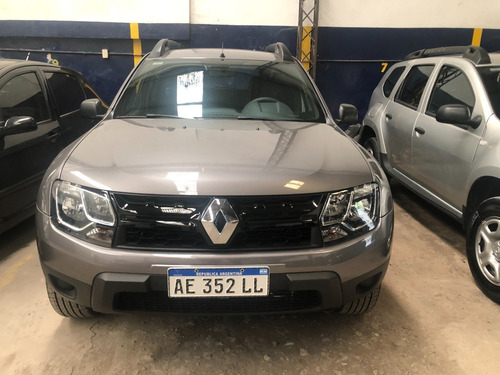 Renault Duster 1.6 Ph2 4x2 Expresion Liquido Hoy