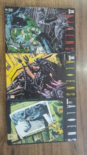 Aliens Comics Hq Gibi 1 Ou 3 Editora Abril