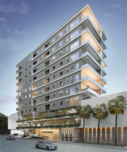 Apartamento 1 Dorm E 1 Suíte 2 Vagas Em Porto Belo - Ap0879-d-1