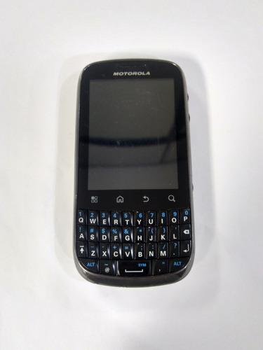 Motorola Spice Key Semi-novo Desbloqueado-lote 10 Unidades