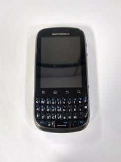 Motorola Spice Key Semi-novo Desbloqueado