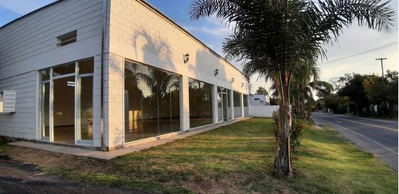 Local En Alquiler Permanente - Villa De Las Rosas