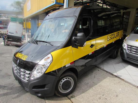 Renault Master Escolar 2020 À Pronta Entrega - Van Escolar