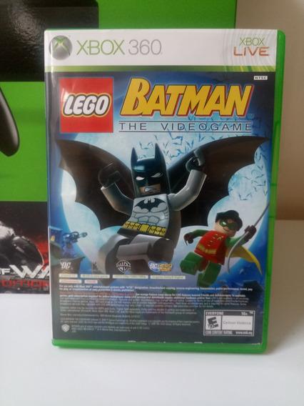 Lego Batman No Estado Xbox 360