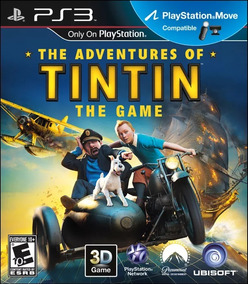 The Adventure Of Tintin The Game
