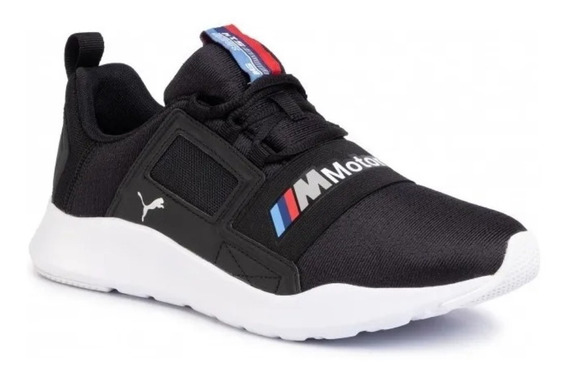 Zapatillas Puma Moda Bmw Wired Cage Motosport Abc Deportes