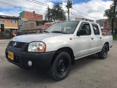 Nissan Frontier 2011 2.4l Chasis