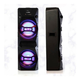 Sistema Audio Torre Sonido Goldstar Gld2510 Karaoke Usb Fm