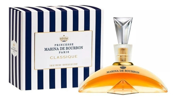 Perfume Marina De Bourbon Princesse 100ml - 100% Original