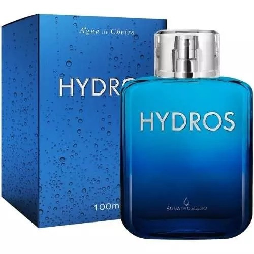 Perfume Hydros Masculino Água De Cheiro 100ml