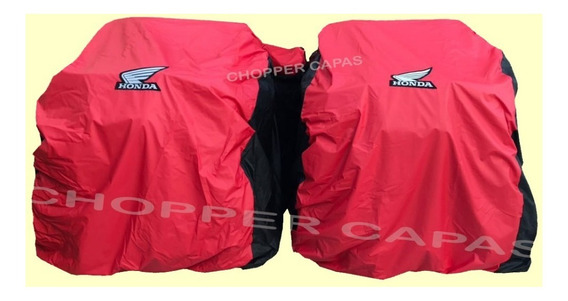 Capa Impermeavel Forrada Para Quadriciclo Honda Fourtrax 420