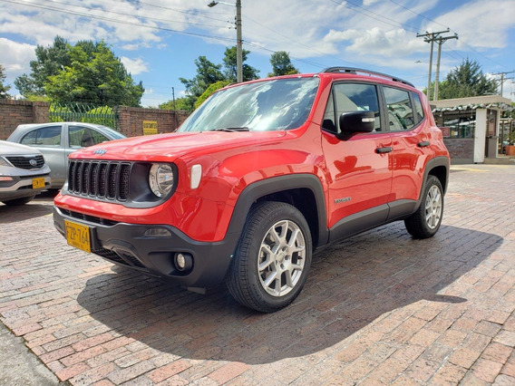 Jeep Renegade Sport Mt 1800 Cc 2019