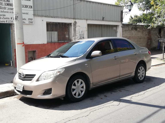 Toyota Corolla 1.8 Xli Mt 2009