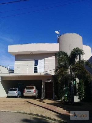 Casa Com 3 Dormitórios À Venda, 300 M² Por R$ 1.200.000 - Jardim Primavera - Nova Odessa/sp - Ca6248