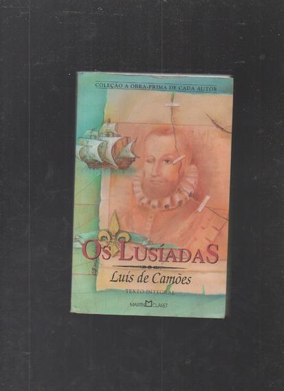 Livro Os Lusíadas- Luís De Camões