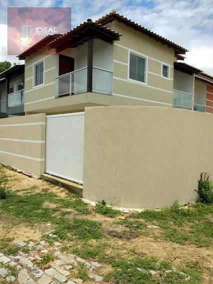 Casa Duplex De 3 Quartos Veredas - Campos Dos Goytacazes - 9517