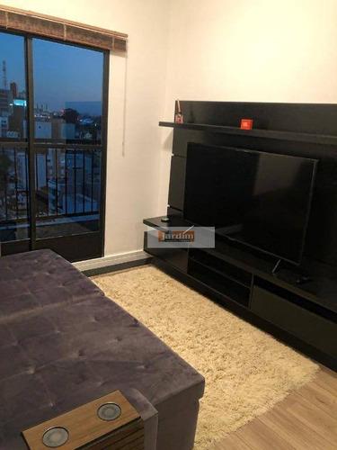 Apartamento Com 2 Dormitórios À Venda, 71 M² - Jardim Do Mar - São Bernardo Do Campo/sp - Ap7258