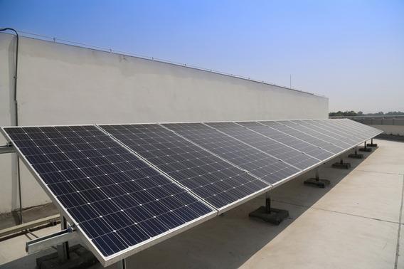 Panel Solar De 325 W Para Sistemas De Interconexión Cfe