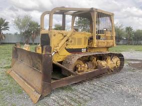 Tractor Sobre Orugas Bulldozer Caterpillar D6c Meqcer