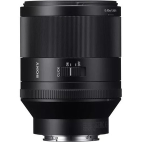 Lente Sony Planar T* Fe 50mm F 1.4 Lente Zeiss Original