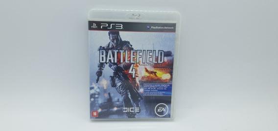 Battlefield 4 - Ps3 - Midia Fisica Em Cd Original