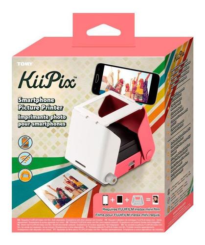 Kiipix Impresora De Fotos Teléfonos Smartphone No Usa Pilas Mercado Libre